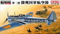 隼二型 満州国軍航空隊
