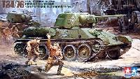 ソビエト T34/76戦車 1943型 チェリヤビンスク