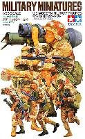 タミヤ1/35 ミリタリーミニチュアシリーズアメリカ 現用歩兵 デザートソルジャーセット