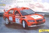 エレール1/24 カーモデル三菱 ランサーエボリューション WRC'01