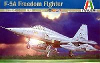 イタレリ1/72 航空機シリーズF-5A フリーダムファイター