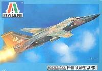イタレリ1/72 航空機シリーズF-111A アードバーク