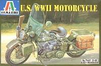 アメリカ軍オートバイ WWII