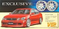アオシマ1/24 VIPカー パーツシリーズエクスクルーシブ マトラッセ (18インチ)