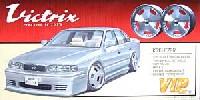 アオシマ1/24 VIPカー パーツシリーズビクトリクス クロイツァー (19インチ・ディープリムホイール)