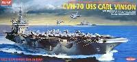 アカデミー艦船・船舶CVN-70 USS カールビンソン