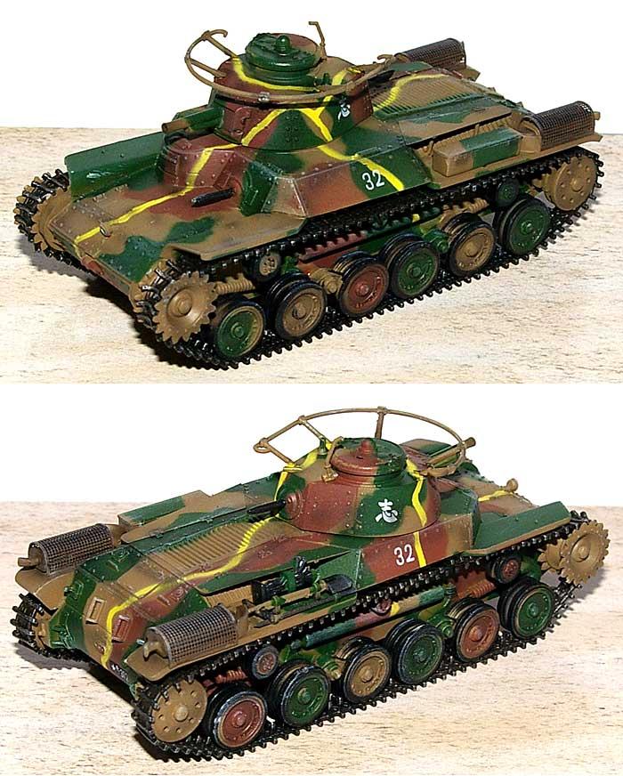日本陸軍 97式中戦車 チハ 初期車台 第3戦車団 戦車第1連隊 マレーシア 1941完成品(ドラゴン1/72 ドラゴンアーマーシリーズNo.60429)商品画像_1