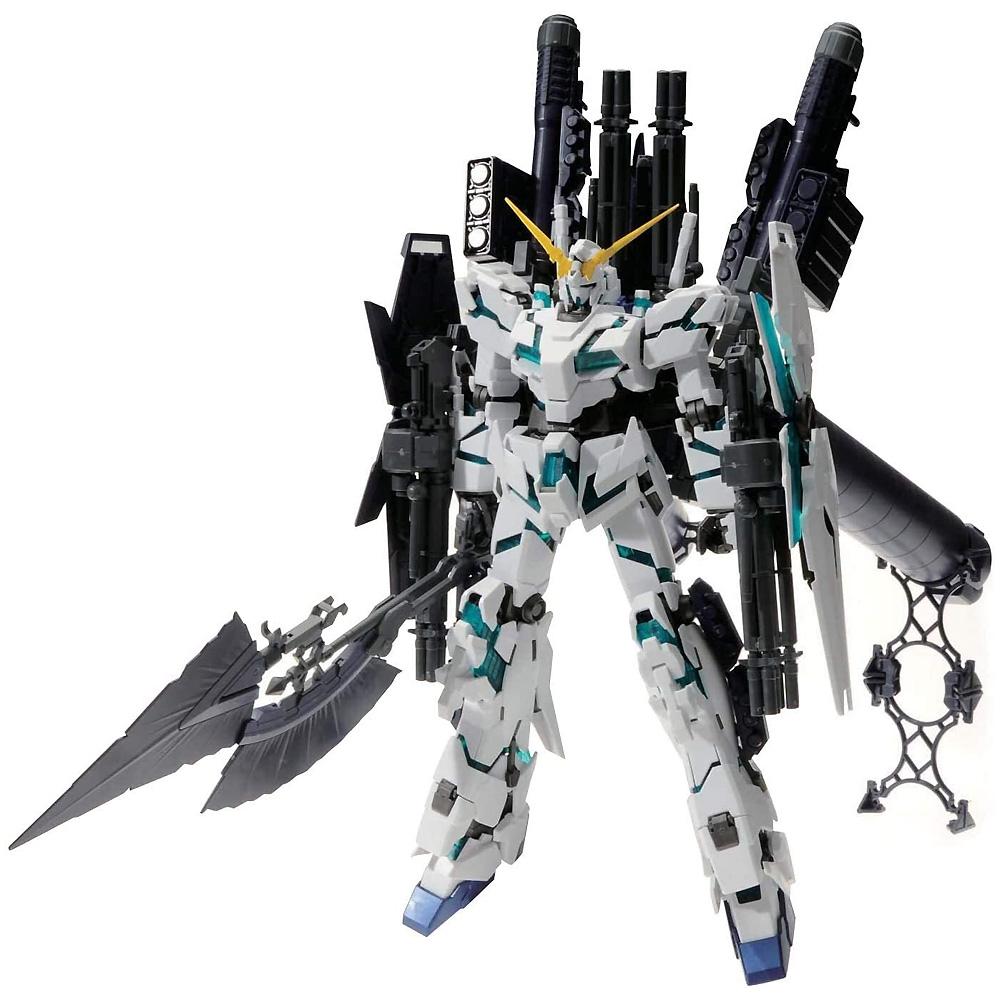 RX-0 フルアーマーユニコーンガンダム Ver.Kaプラモデル(バンダイMASTER GRADE (マスターグレード)No.0172818)商品画像_1