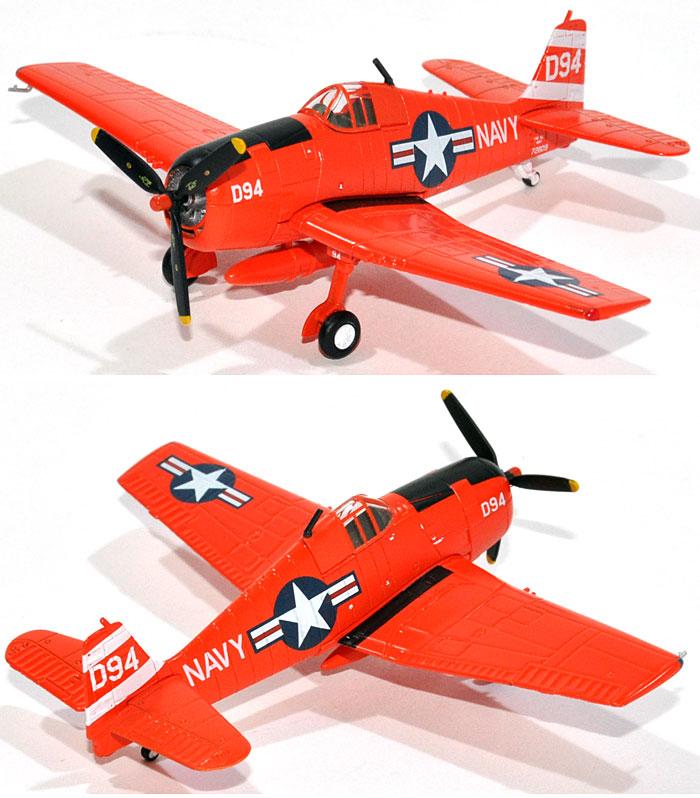 グラマン F6F-5K ヘルキャット NAS ポイント・マグー (1962年)完成品(Avioni-Xダイキャスト製完成品モデルNo.AV441021)商品画像_2