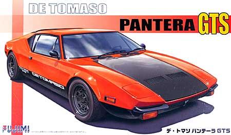 デ・トマソ パンテーラ GTSプラモデル(フジミ1/24 リアルスポーツカー シリーズNo.090)商品画像
