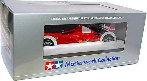 フェラーリ F1 2000 #4完成品(タミヤマスターワーク コレクションNo.21113)商品画像