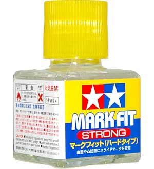 マークフィット (ハードタイプ)軟化剤(タミヤメイクアップ材No.87135)商品画像