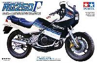 タミヤ1/12 オートバイシリーズスズキ RG250γ (ガンマ)