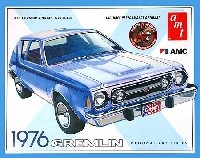 amt1/25 カーモデル1976 AMC グレムリン X
