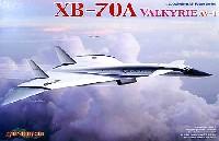 サイバーホビー1/200 Modern Air Power Seriesアメリカ空軍 試作爆撃機 XB-70A ヴァルキリー AV-1