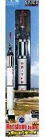 レッドストーンロケット w/マーキュリー宇宙船