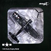 Avioni-Xダイキャスト製完成品モデルヴォート F4U-1 コルセア VMF-214 ブラックシープ (1943年)