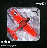 Avioni-Xダイキャスト製完成品モデルグラマン F6F-5K ヘルキャット NAS ポイント・マグー (1962年)