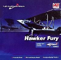 ホビーマスター1/48 エアパワー シリーズ (レシプロ)ホーカー フューリー Mk.1 ファイティングコックス