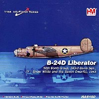 B-24D リベレーター スノーホワイト