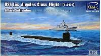 アメリカ ロサンゼルス級 攻撃型原潜 フライト 1 688型