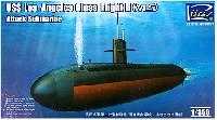 アメリカ ロサンゼルス級 攻撃型原潜 フライト 2 (VSL型)
