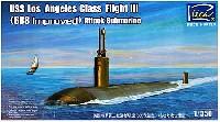 アメリカ ロサンゼルス級 攻撃型原潜 フライト 3 (688改良型)
