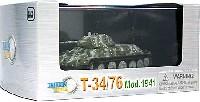 ドラゴン1/72 ドラゴンアーマーシリーズソビエト T-34/76 Mod.1941 レニングラード 1942-43