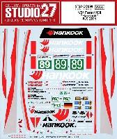 フェラーリ 458 Hankook #89 2011