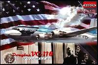 ローデン1/144 エアクラフトアメリカ ダグラス VC-118 大統領専用機 インディペンデンス 1947-52年