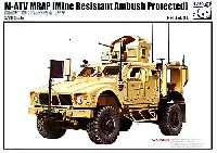 M-ATV MRAP (全地形対応 対地雷軽装甲高機動車)