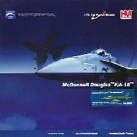 ホビーマスター1/72 エアパワー シリーズ (ジェット)EF-18M ホーネット スペイン空軍