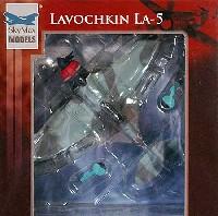 ラヴォーチキン La-5FN ヴィシュニャコフ少佐機
