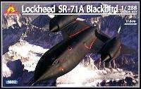 エース コーポレーション1/144 エアクラフトSR-71A ブラックバード