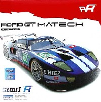 フォード GT MATECH (2010年 ル・マン / GT)