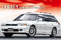 アオシマ1/24 ザ・ベストカーGTスバル レガシィ ツーリングワゴン GT/B-spec (BG5)