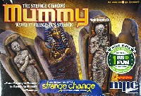 MPCプラスチックモデルキットTHE STRANGE CHANGING マミー (Mummy)