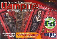 MPCプラスチックモデルキットTHE STRANGE CHANGING ヴァンパイア (Vampire)