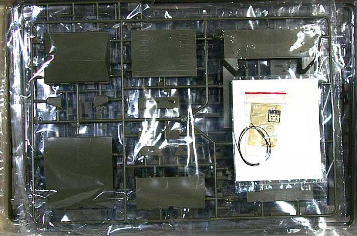 水陸両用装軌車 LVT-4 ウォーターバッファロー 後期型プラモデル(AFV CLUB1/35 AFV シリーズNo.AF35198)商品画像_1