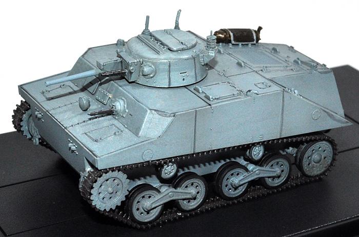 日本海軍 水陸両用戦車 特二式内火艇 カミ 陸戦ver. サイパン 1944年 6月完成品(ドラゴン1/72 ドラゴンアーマーシリーズNo.60583)商品画像_2