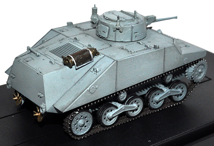 日本海軍 水陸両用戦車 特二式内火艇 カミ 陸戦ver. サイパン 1944年 6月完成品(ドラゴン1/72 ドラゴンアーマーシリーズNo.60583)商品画像_3
