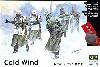 ドイツ歩兵 防寒コートスタイル 東部戦線 5体 (Cold Wind)