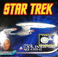 U.S.S. エンタープライズ NCC-1701-D ホワイトカラーVer. (TVイメージカラー)