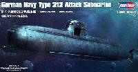 ホビーボス1/350 艦船モデルドイツ海軍 212型潜水艦