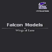 ファルコン モデルズ1/72 Wings of Fame (現用機)F9F-5 パンサー アメリカ海兵隊 VMF-311 テッド・ウィリアムズ 韓国 1951