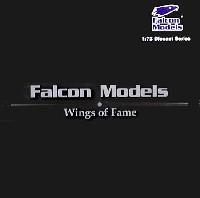 ファルコン モデルズ1/72 Wings of Fame (現用機)ミラージュ 3CJ イスラエル国防軍 第101飛行隊 ギオラ・イプシュタイン搭乗機