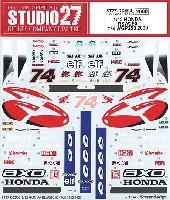 スタジオ27バイク オリジナルデカールホンダ RSW250 #74 WGP250 2000