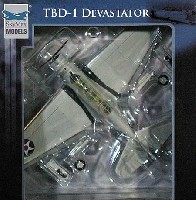TDB-1 デバステーター USS エンタープライズ 1941