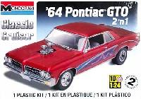 レベル/モノグラムカーモデル64 ポンティアック GTO 2`n1