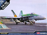 アカデミー 1/72 Scale Aircrafts F/A-18C ホーネット CHIPPY HO! 2009